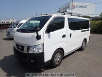 Used 2014 NISSAN CARAVAN VAN BG330787 for Sale for Sale