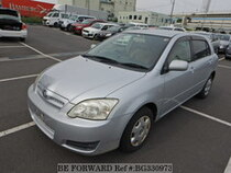 Used 2004 TOYOTA ALLEX BG330973 for Sale for Sale