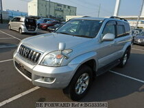 Used 2005 TOYOTA LAND CRUISER PRADO BG333581 for Sale for Sale