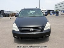 Used 2006 KIA GRAND CARNIVAL BG334007 for Sale for Sale