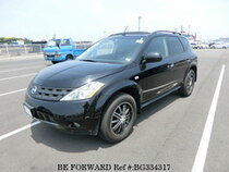 Used 2004 NISSAN MURANO BG334317 for Sale for Sale