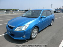 Used 2008 SUBARU EXIGA BG334522 for Sale for Sale