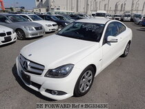 Used 2012 MERCEDES-BENZ C-CLASS BG334330 for Sale for Sale
