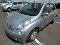 Used 2004 NISSAN MARCH BG334535 for Sale for Sale