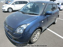 Used 2006 SUZUKI SWIFT BG334536 for Sale for Sale