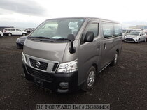 Used 2014 NISSAN CARAVAN VAN BG334436 for Sale for Sale