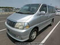 Used 2000 TOYOTA GRAND HIACE BG334508 for Sale for Sale