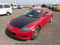 Used 2004 MAZDA RX-8 BG334450 for Sale for Sale