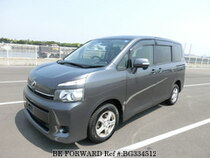 Used 2011 TOYOTA VOXY BG334512 for Sale for Sale