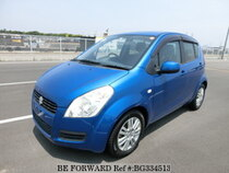 Used 2011 SUZUKI SPLASH BG334513 for Sale for Sale
