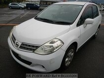 Used 2009 NISSAN TIIDA LATIO BG335200 for Sale for Sale