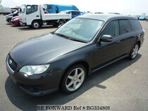 Used 2007 SUBARU LEGACY TOURING WAGON BG334809 for Sale for Sale