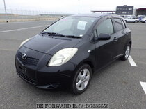 Used 2005 TOYOTA VITZ BG335558 for Sale for Sale