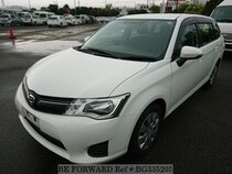 Used 2014 TOYOTA COROLLA FIELDER BG335205 for Sale for Sale