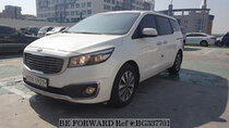 Used 2015 KIA CARNIVAL BG337701 for Sale for Sale