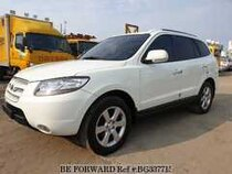 Used 2008 HYUNDAI SANTA FE BG337715 for Sale for Sale