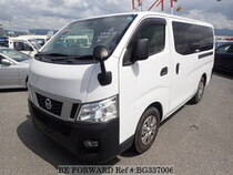 Used 2014 NISSAN CARAVAN VAN BG337006 for Sale for Sale