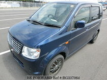 Used 2010 MITSUBISHI EK WAGON BG337064 for Sale for Sale
