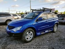 Used 2008 SSANGYONG ACTYON BG338127 for Sale for Sale