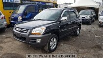 Used 2005 KIA SPORTAGE BG338131 for Sale for Sale