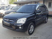 Used 2008 KIA SPORTAGE BG338357 for Sale for Sale