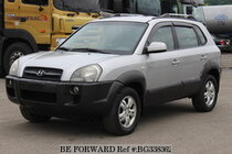 Used 2007 HYUNDAI TUCSON BG338362 for Sale for Sale