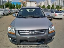 Used 2007 KIA SPORTAGE BG338366 for Sale for Sale