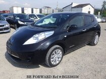 Used 2013 NISSAN LEAF BG338556 for Sale for Sale