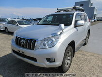 Used 2013 TOYOTA LAND CRUISER PRADO BG340283 for Sale for Sale