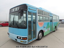 Used 2004 MITSUBISHI AERO MIDI BG339716 for Sale for Sale