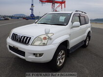 Used 2005 TOYOTA LAND CRUISER PRADO BG339662 for Sale for Sale