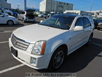 Used 2004 CADILLAC SRX BG340210 for Sale for Sale