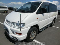 Used 1999 MITSUBISHI DELICA SPACEGEAR BG342429 for Sale for Sale