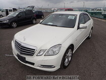 Used 2009 MERCEDES-BENZ E-CLASS BG342374 for Sale for Sale