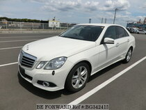Used 2010 MERCEDES-BENZ E-CLASS BG342415 for Sale for Sale