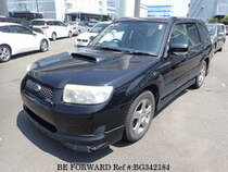 Used 2006 SUBARU FORESTER BG342184 for Sale for Sale