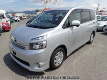 Used 2010 TOYOTA VOXY BG342239 for Sale for Sale