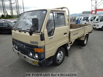Used 1987 TOYOTA DYNA TRUCK BG342256 for Sale for Sale