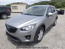 Used 2014 MAZDA CX-5 BG342279 for Sale for Sale