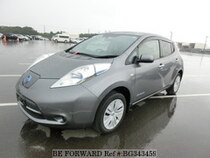 Used 2014 NISSAN LEAF BG343459 for Sale for Sale