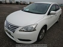 Used 2013 NISSAN SYLPHY BG343619 for Sale for Sale