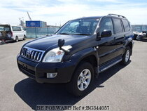 Used 2006 TOYOTA LAND CRUISER PRADO BG344057 for Sale for Sale