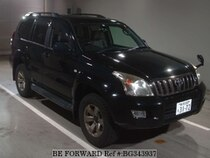 Used 2008 TOYOTA LAND CRUISER PRADO BG343937 for Sale for Sale