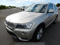 Used 2014 BMW X3 BG344382 for Sale for Sale