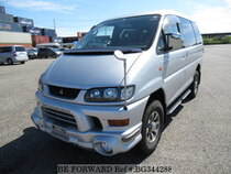Used 2004 MITSUBISHI DELICA SPACEGEAR BG344288 for Sale for Sale