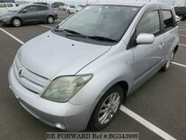 Used 2002 TOYOTA IST BG343999 for Sale for Sale