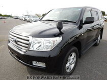 Used 2011 TOYOTA LAND CRUISER BG344336 for Sale for Sale