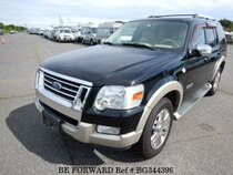 Used 2007 FORD EXPLORER BG344399 for Sale for Sale
