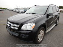 Used 2014 MERCEDES-BENZ GL-CLASS BG344370 for Sale for Sale