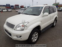 Used 2005 TOYOTA LAND CRUISER PRADO BG345365 for Sale for Sale
